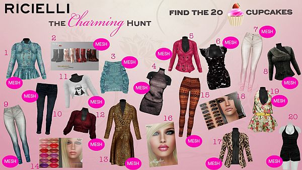Ricielli Charming Hunt