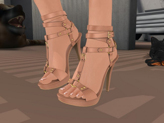Essenz Shoes (For SLink mid feet)